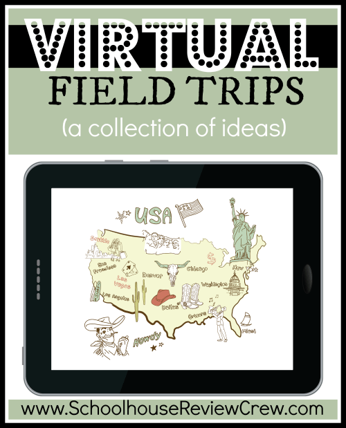 Virtual Field Trips Round-Up