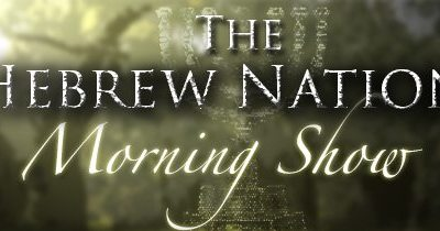 Garritt Hampton on the Hebrew Nation Radio Morning Show