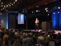 Alex Kendrick at the Christian Worldview Film Festival