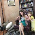 Jennifer Murff Homeschool Mom, Interview for homeschool documentary