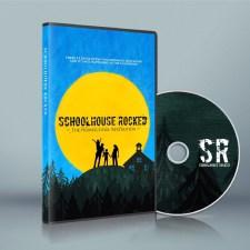 Schoolhouse Rocked DVD Mock-Up