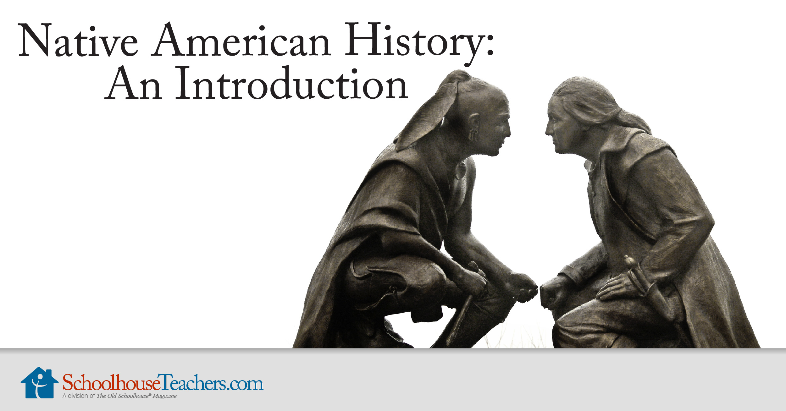 Homeschool History Introduction To Native American History