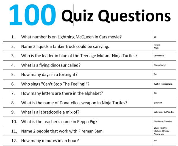 Easy table quiz questions ireland brokeasshome easy table quiz questions ireland brokeasshome com urtaz Image collections