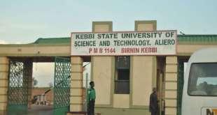 Kebbi State University of Science and Technology, Aliero (KSUSTA) News www.ksusta.edu.ng