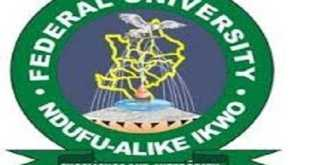 Federal University, Ndufu Alike NEWS