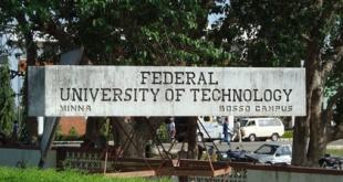 Federal University of Technology Minna, FUTMINNA News www.futminna.edu.ng