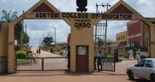 Adeyemi College of Education, (ACEONDO) News
