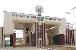 Federal University of Technology, Akure FUTA News