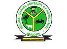 Micheal Okpara University Of Agriculture, Umudike, MOUA news