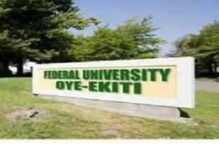 Federal University Oye-Ekiti, FUOYE News
