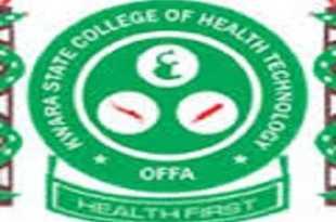 Kwara State College of Health Technology Offa News