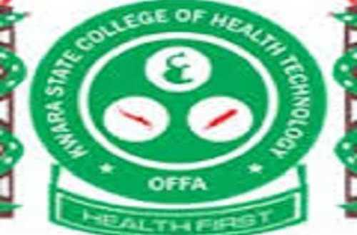 Kwara State College of Health Technology Offa News