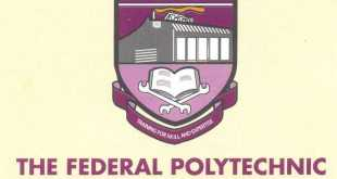 The Federal Polytechnic Ado Ekiti News