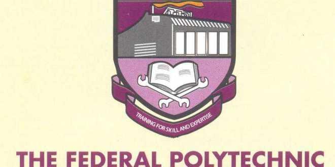 The Federal Polytechnic Ado Ekiti News