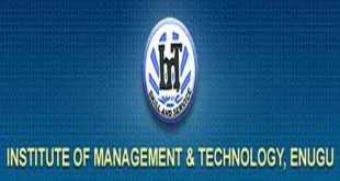 Institute-of-Management and Technology Enugu (IMT) News