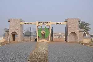 Federal University Dutse (fudutse) News