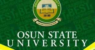 Osun State University (UNIOSUN) News www.uniosun.edu.ng/