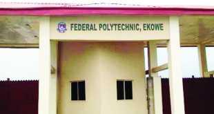 Federal Polytechnic Ekowe, Bayelsa State