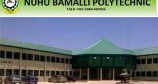 Nuhu Bamalli Polytechnic news