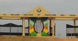 TASCE Post-UTME Form And Screening Details - 2018/2019 1