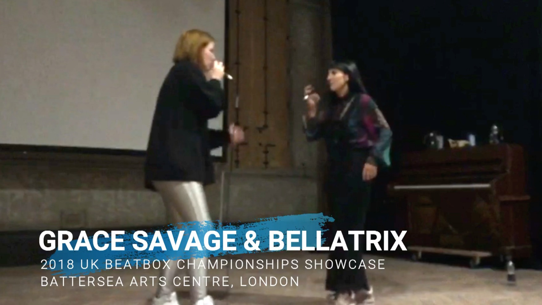 (video) Grace Savage & Bellatrix
