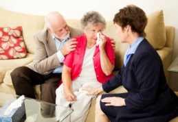 Senior Couple Grief Counseling