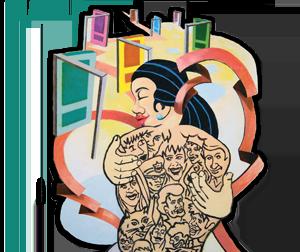 Inner Voice Dialogue Centering  ~ Sasha Lessin, Ph.D. &Janet Kira Lessin. P.T.S.