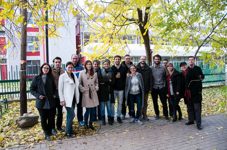 Journalists, programmers and data enthusiasts got together in Skopje to talk about data journalism in Macedonia (Dona Dzambaska - CC-by-sa 3.0)