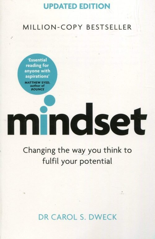 school of freedom - mindset book by carol dweck
