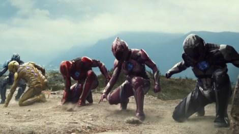Power Rangers έχει