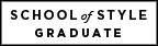 School of Style Grad Badge