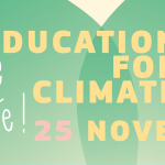 First Education Climate Day