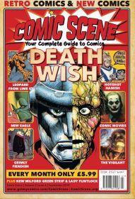 Comic Scene comic for teens