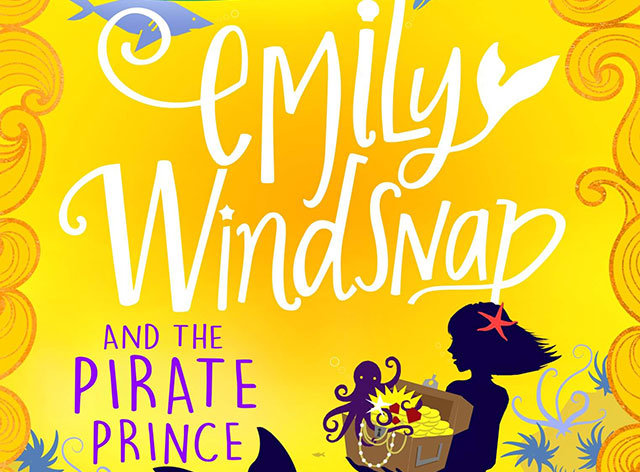 Emily Windsnap and the Pirate Prince by Liz Kessler - our review