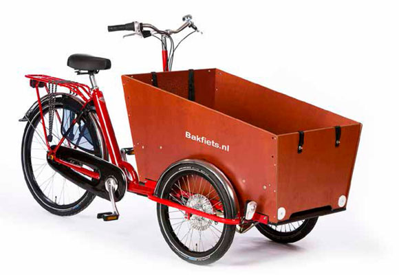 Bakfiets Narrow