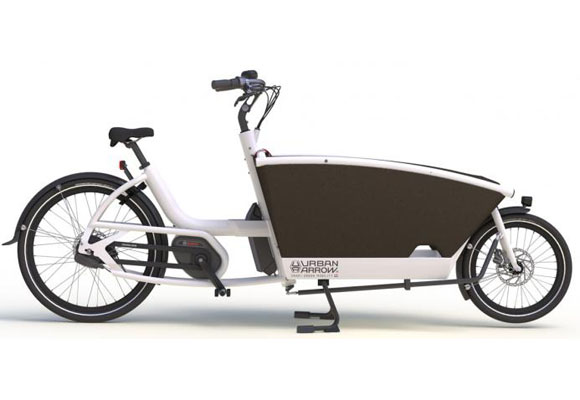 Urban Arrow Family Cargo Bike