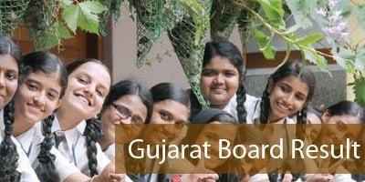 Gujarat Board Result