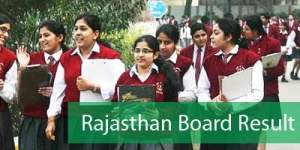 Rajasthan Board 12th Result 2018 - Arts, Science, Commerce