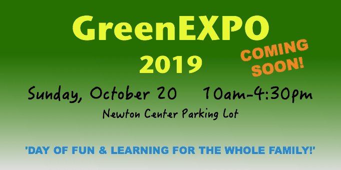 Day of Fun and Sustainability for the Whole Family at the GreenEXPO on October 20