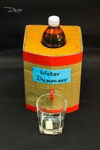 School Science Projects Water Dispenser