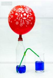 air pressure experiment