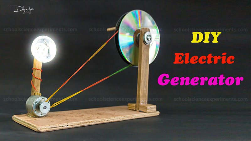 Electricity Generation Science Project