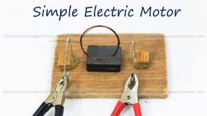 electricity science fair project