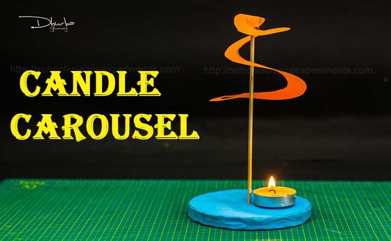 candle carousel