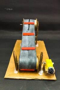 Science fair ideas escalator model