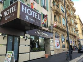 Antares Hostel Nizza 10