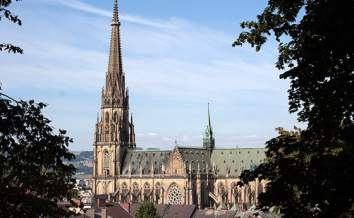Catedral en Linz