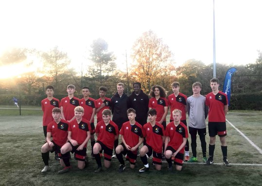 Forest School Squad with Zaha