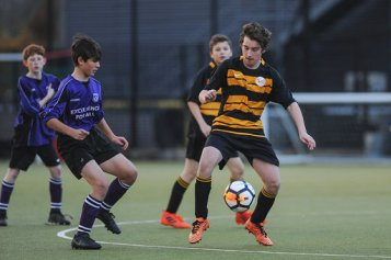 English Schools Football Association Tie of the Round Event at North Liverpool Academy on Thursday 29th November 2018 (c) Garry Griffiths | ThreeFiveThree Photography