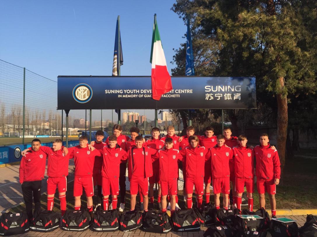 U18 Boys - 2019 - Milan